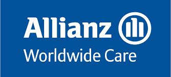 Logo der internationalen Krankenversicherung allianz worldwide care