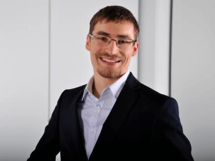 Versicherungsmakler Tobias Gansler