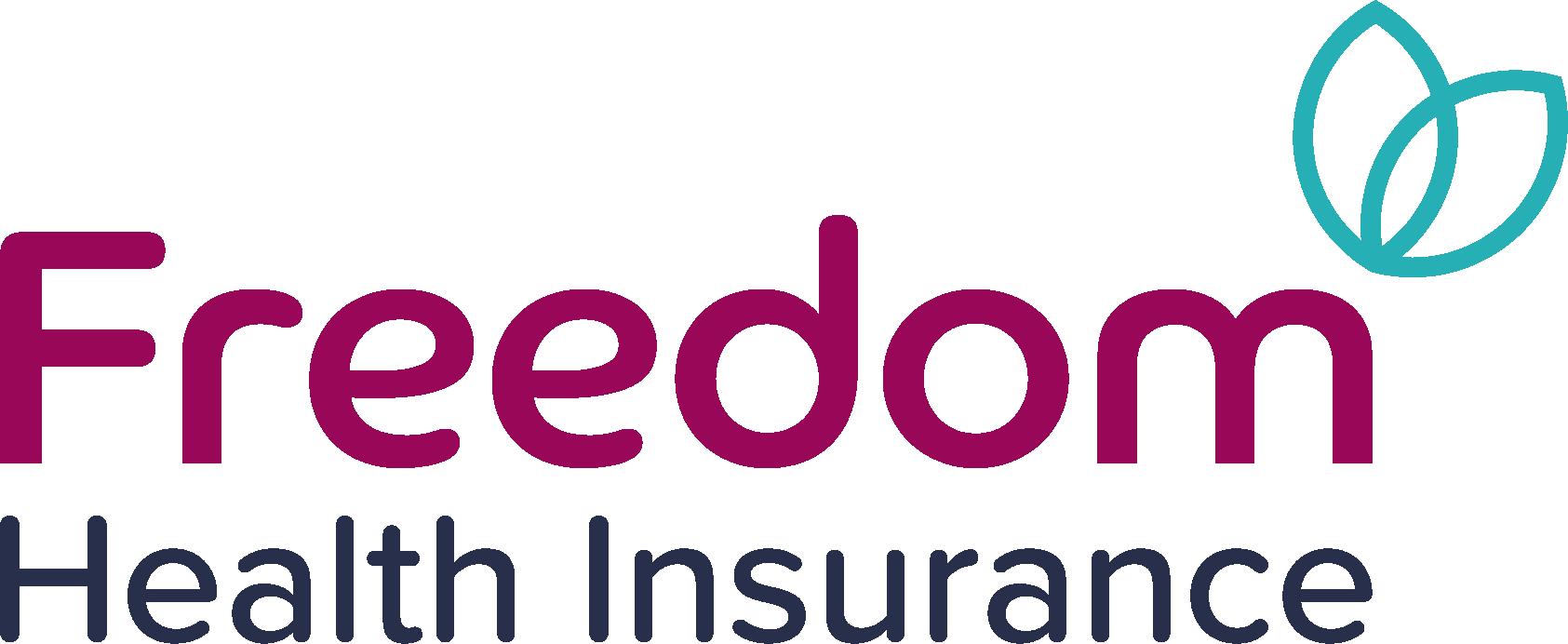 Logo von freedom - health insurance
