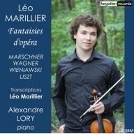 Transcriptions - Leo Marillier, violin, official website