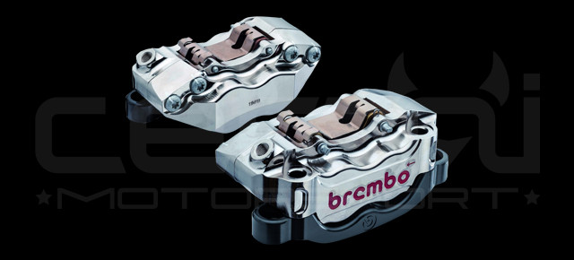 cetoni motorsport Brembo Monoblock M4 Bremssättel