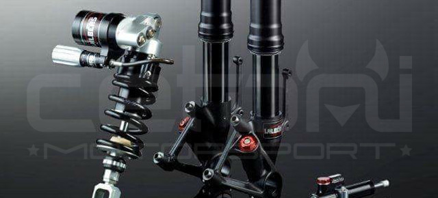 Wilbers Komplettfahrwerk cetoni motorsport ist Wilbers Stützpunkthändler