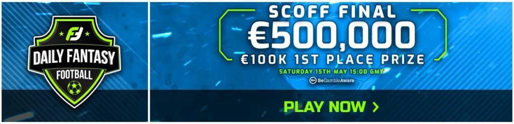 Spring Championship of Online Fantasy-Football (SCOFF) 2021 bei FanTeam
