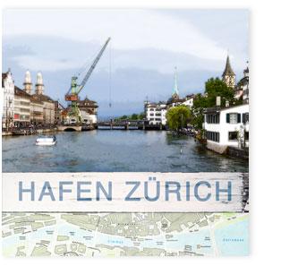 Bildcollage: Hafen Zürich 001e