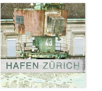 Bildcollage: Hafen Zürich 002a