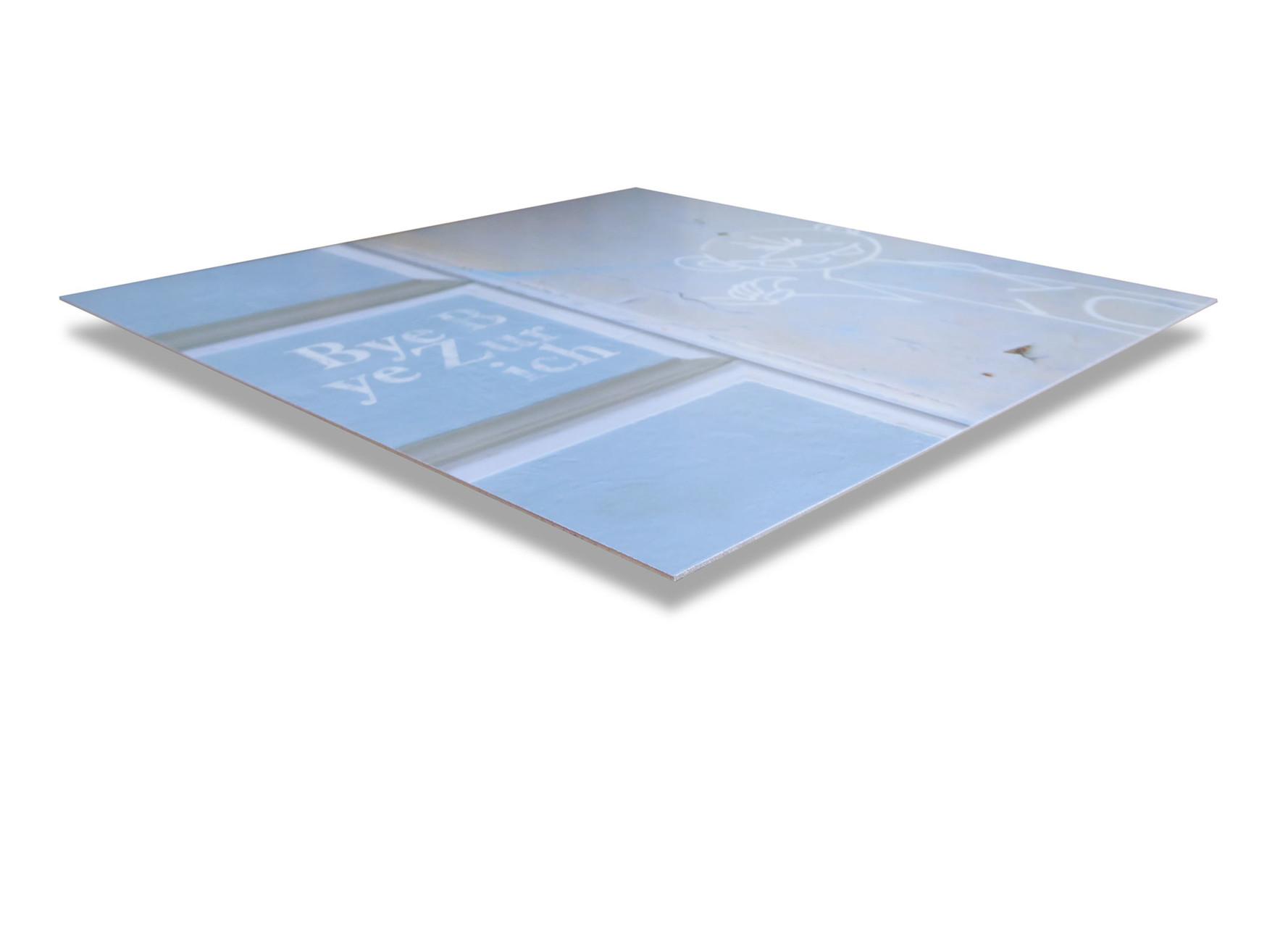 Beispiel Aluminiumbild