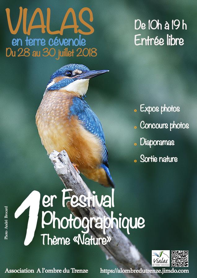 28/29/30 juillet, 1er festival nature & Diaporamas à Vialas Image