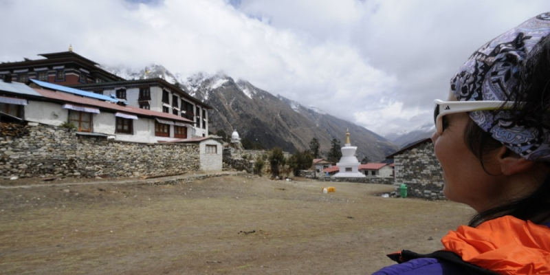 Kloster Tengpoche ©R.Dujmovits