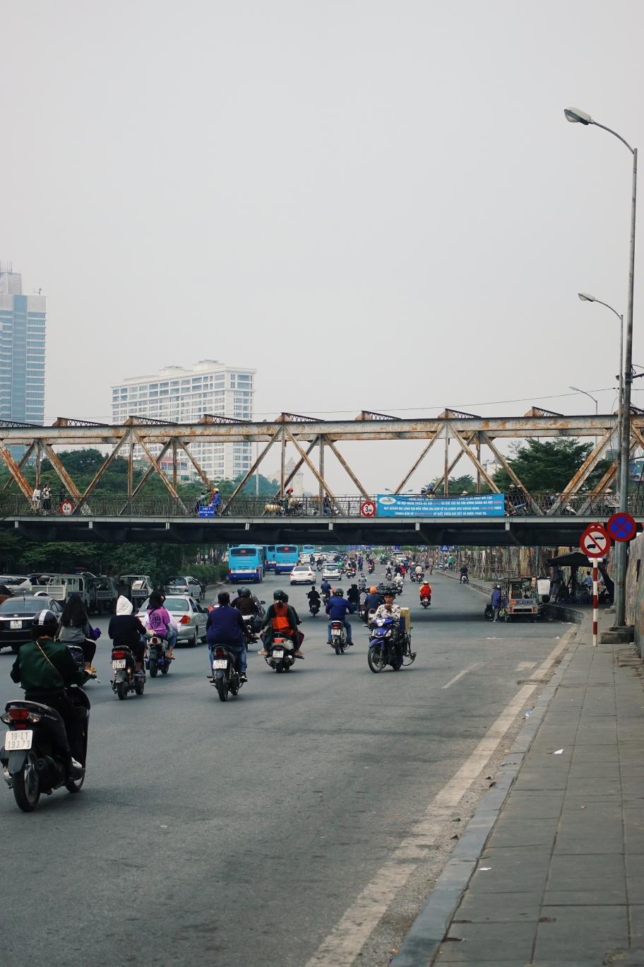 Hanoi: Mopeds