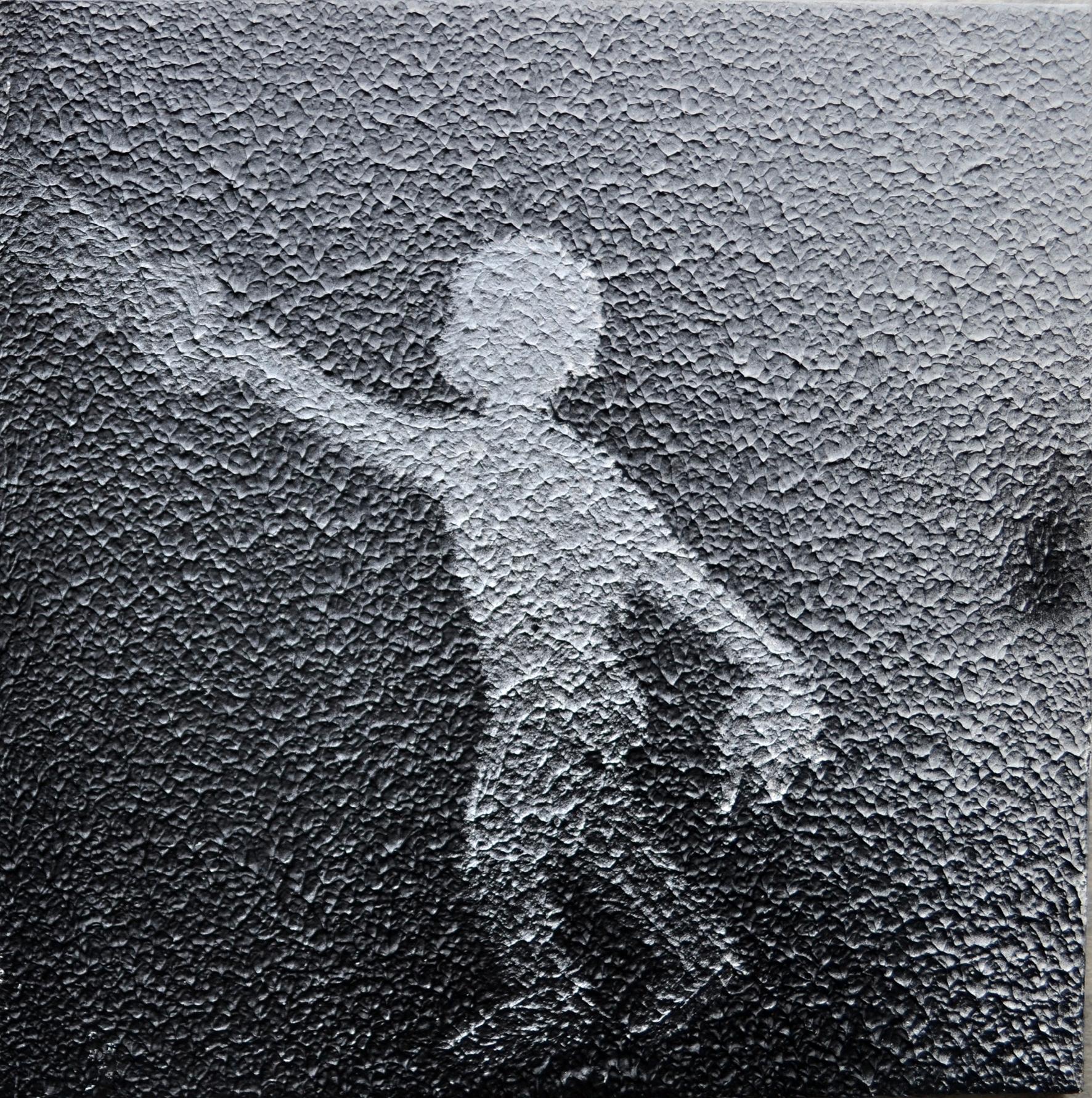 Child, 40 x 40 cm, Mixed media, 2017