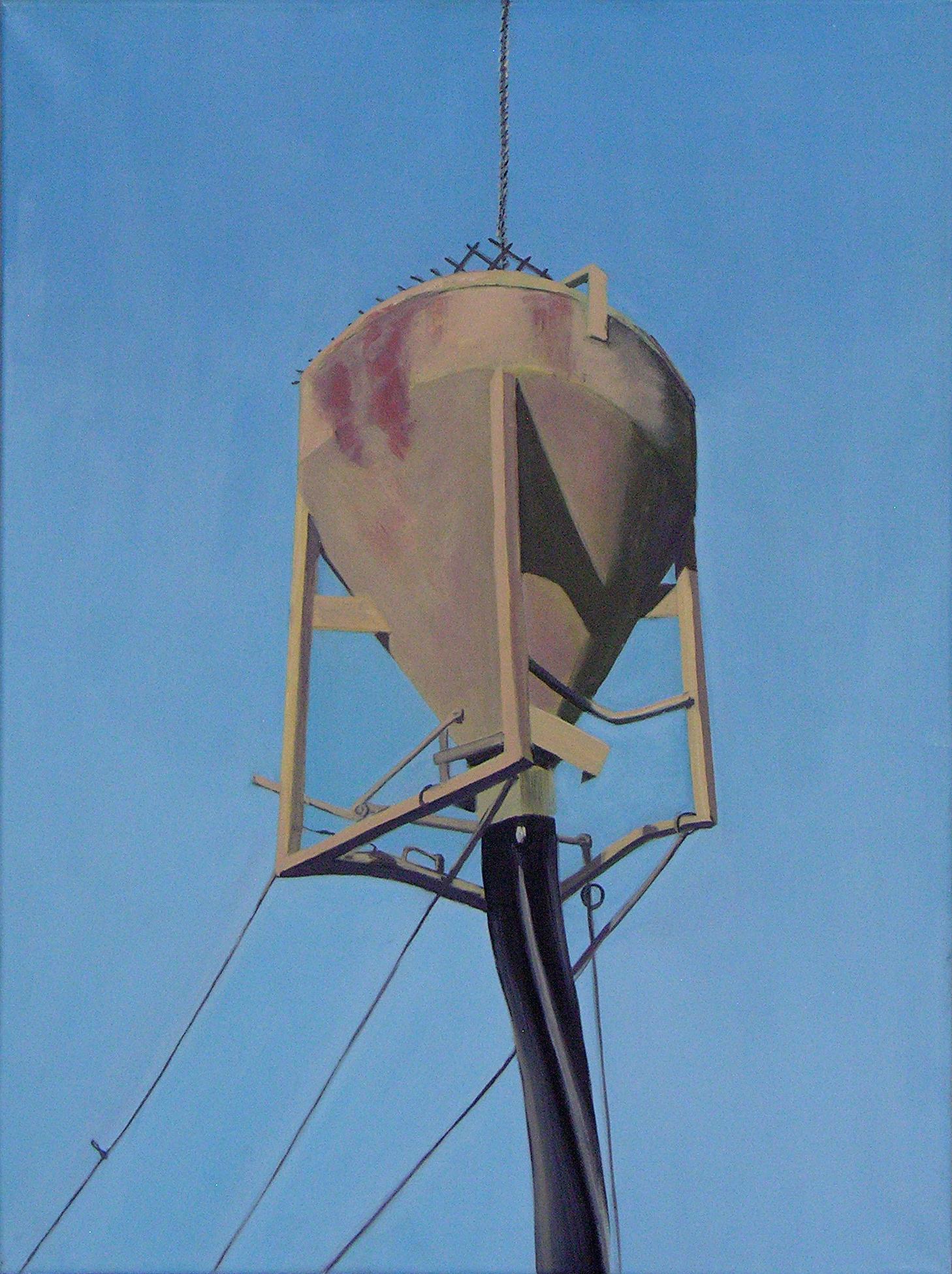 Acrylic on canvas, 50 x 70 cm, 2010