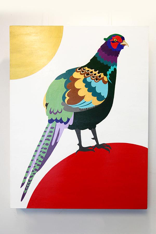 Japan:pheasant (national bird) (606×803)