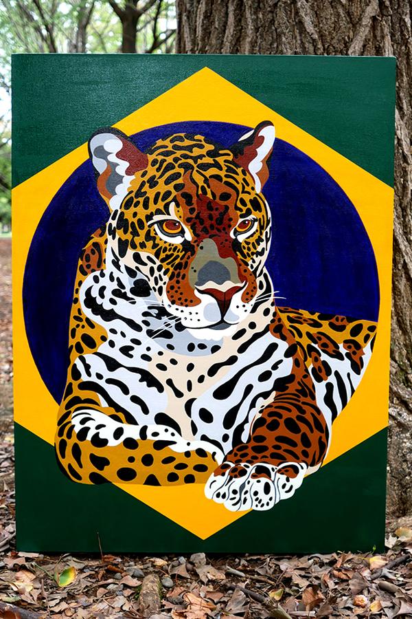 Brazil:Jaguar (606×803)