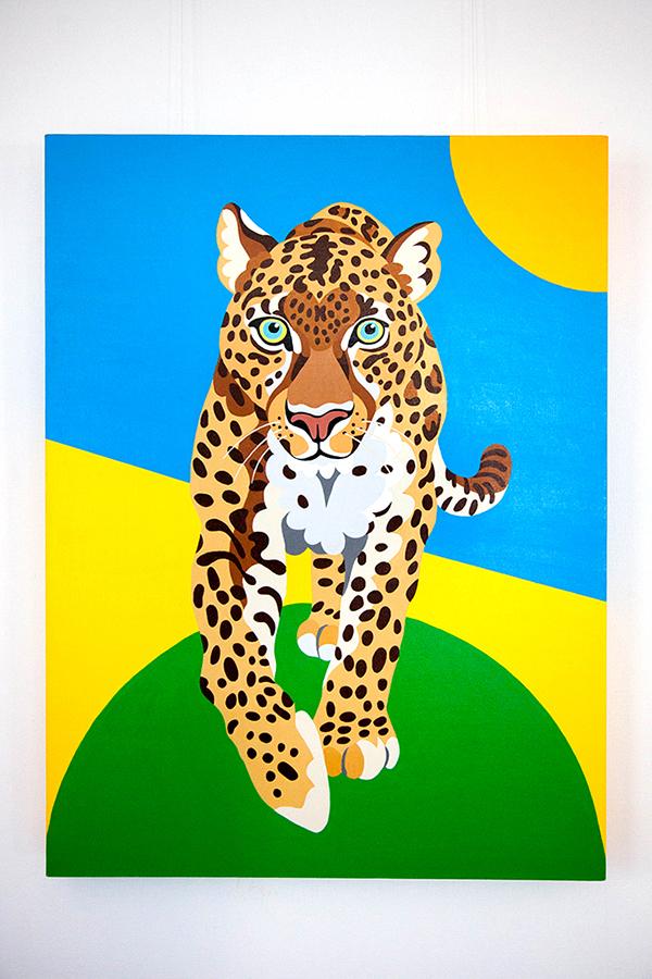 Rwanda : Leopard (606×803)
