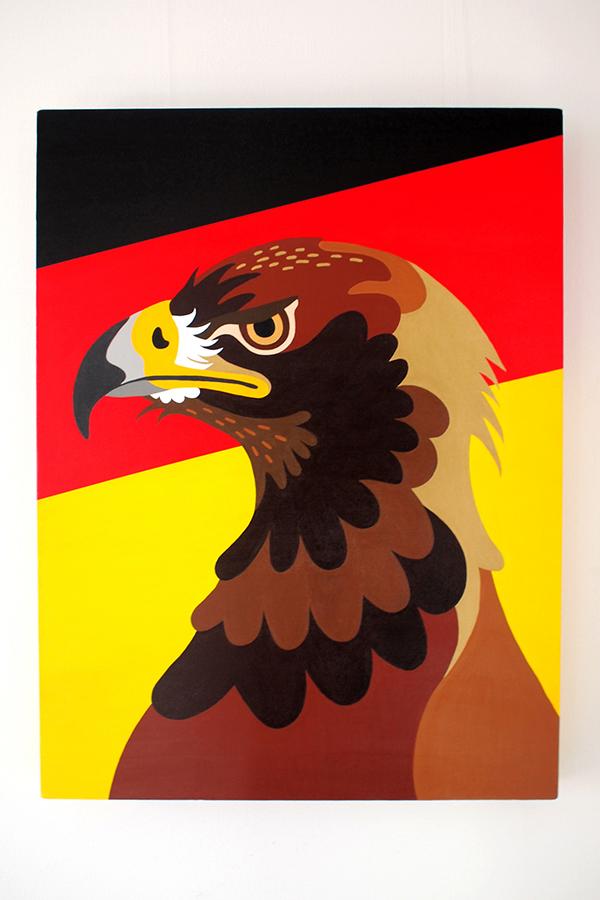 Germany : Golden Eagle (606×803)
