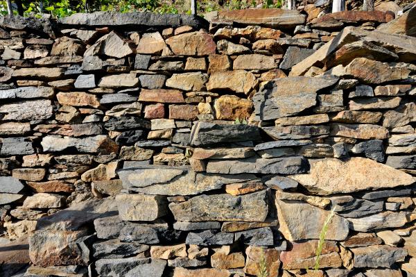 Dry Stone Walls Weingut Hogl Spitzergraben Wachau Austria