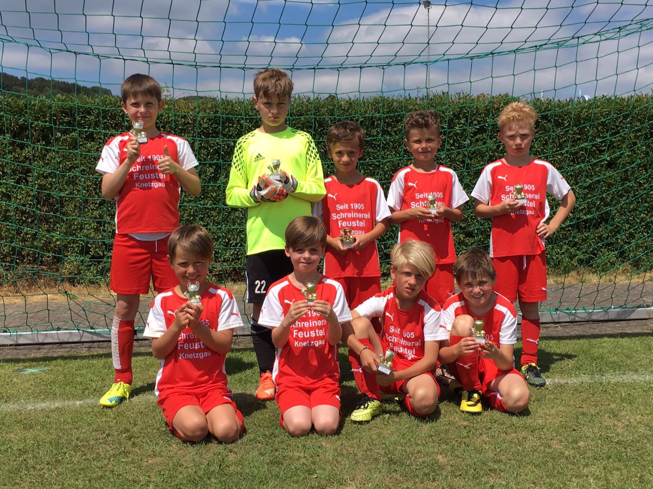 17.07.2016 Metternich-Cup 2.Platz