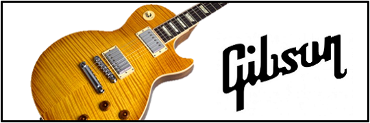 Gibson(ギブソン)ギター界の有名ギター!ギブソン買取はプライスクラップスへ♪