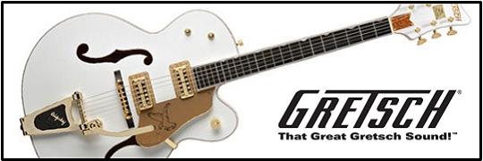 ギター買取お任せください!グレッチギター探してます♪