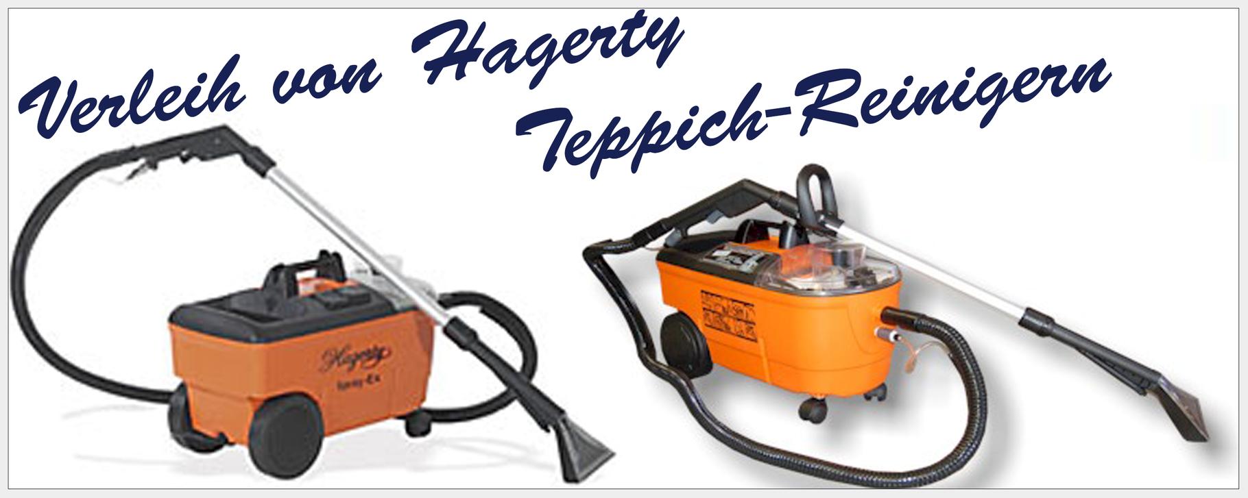 Hagerty Teppichreiniger