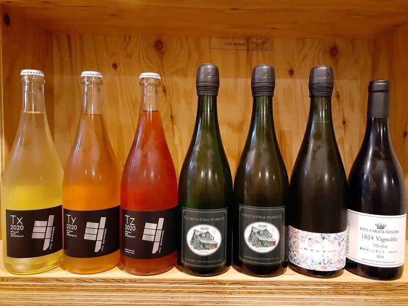 ドメーヌ・ユイ、藤野ワイナリー、リタファームから新入荷ワインです!