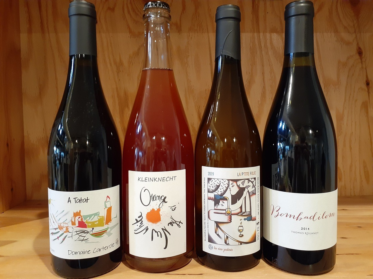 フランス各地からナチュラルワイン入荷です!