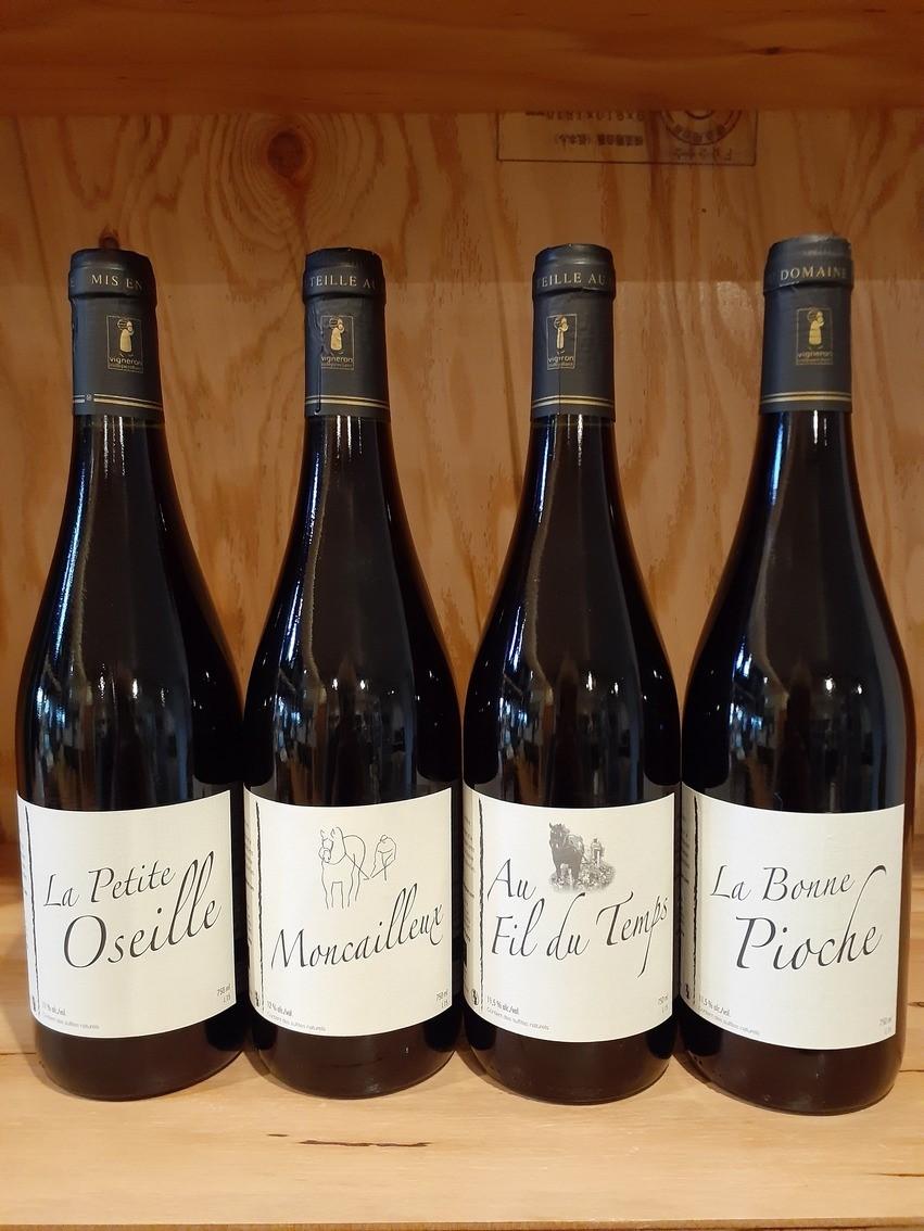 フランス、ボージョレからミッシェル・ギニエが4種入荷です!