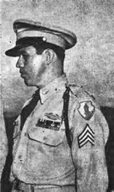 "Pfc. Augustin Ramos of Love Company, nicknamed ""One-Man Army""  (Photo Wikipedia)"