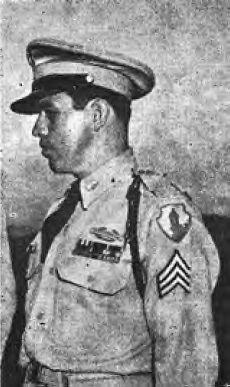 "Pfc. Augustin Ramos of Love Company, nicknamed ""One-Man Army""  (Photo Wikipedia)"