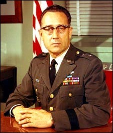 Major General Keith L. Ware - was K.I.A. September 13, 1968 (aged 52) in the Republic of Vietnam (Photo Wikipedia)