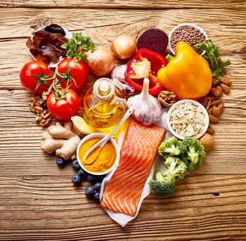 Gesund, Ernährung, Balance, Gleichgewicht, Leben, Fitt, Figur, Lebensmittel, Blog, Autor, Thomas Eibl, Lachs, Öle, Tomaten, Paprika