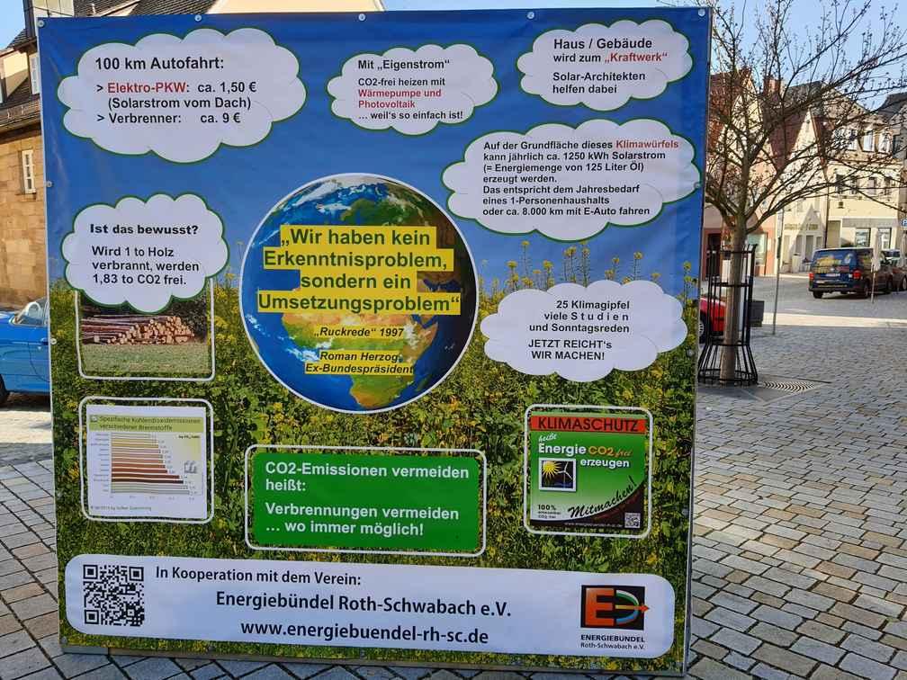 CO2-emissionsarm ist möglich - wenn wir nur WOLLEN