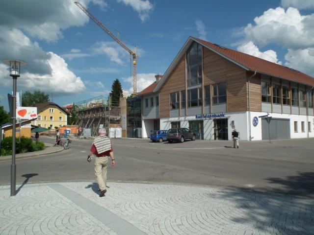 Danach gings in den Dorfsaal - direkt neben dem Rathaus. Hier sind die Erfolge ...