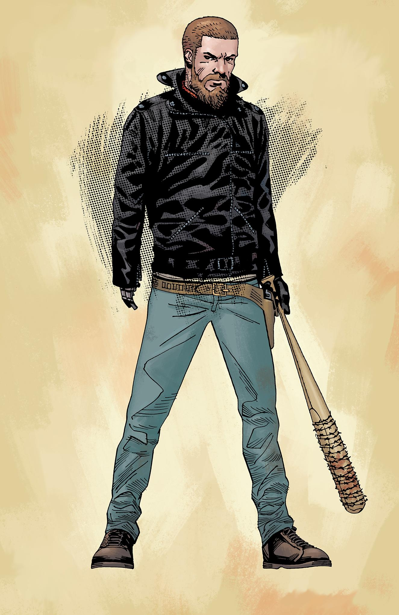 The Walking Dead 163-CoverB (clean)