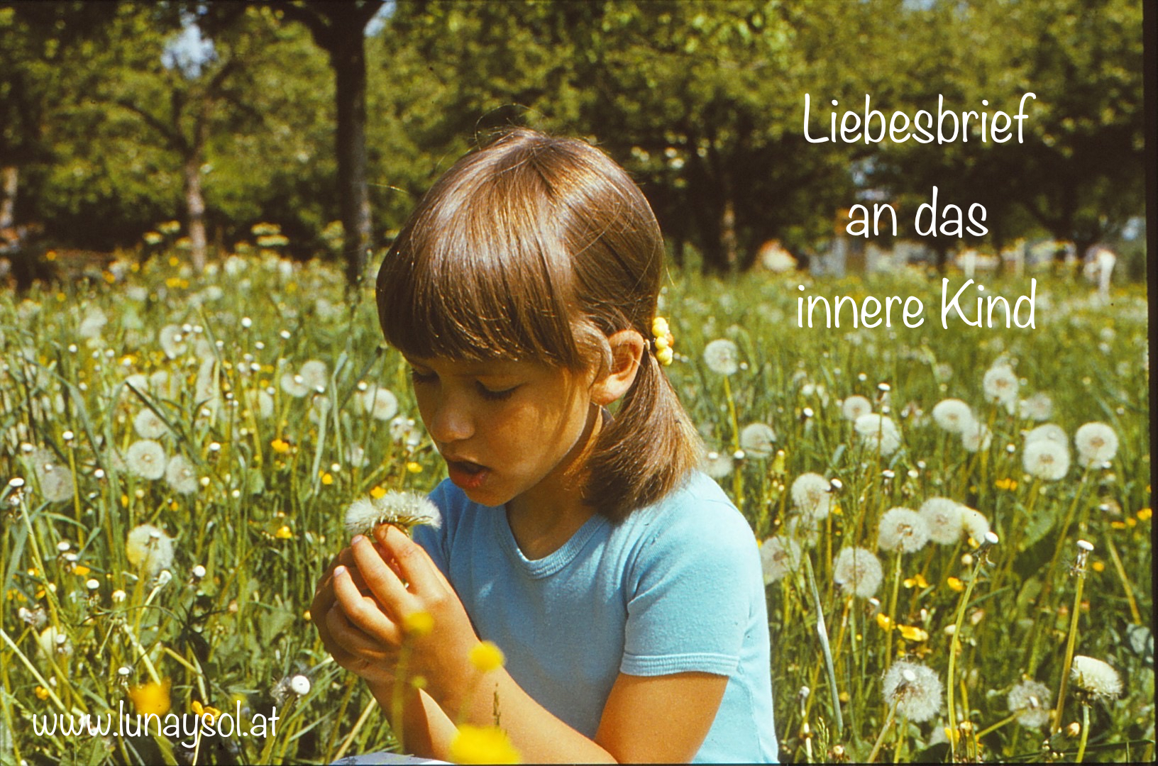 Healing songs for the inner child- Liebesbrief an das innere Kind