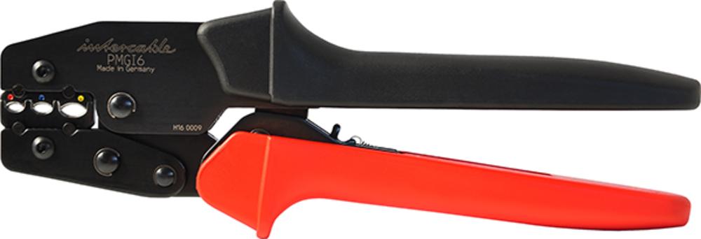 圧着ペンチ MPGI6/熱収縮スリーブ、閉端子用