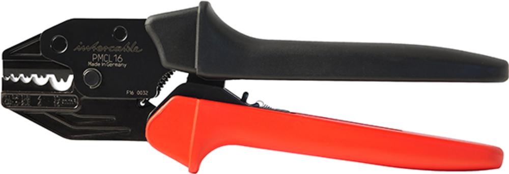 圧着ペンチ PMCL16/ケーブル用圧着銅管端子工具