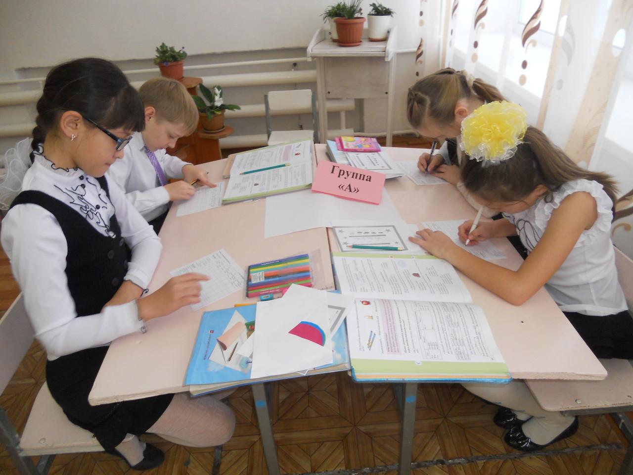 отзывы об уроке в начальной школе бланк