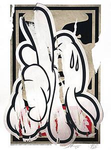 Shepard Fairey / Slick DissObey