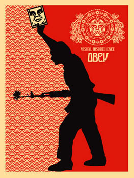 Shepard Fairey Visual Disobedience