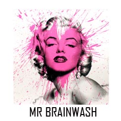 Mr Brainwash MBW