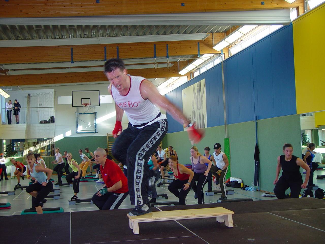 FAST-Workout Teaching