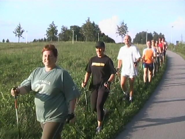 Nordic Walking Workshop