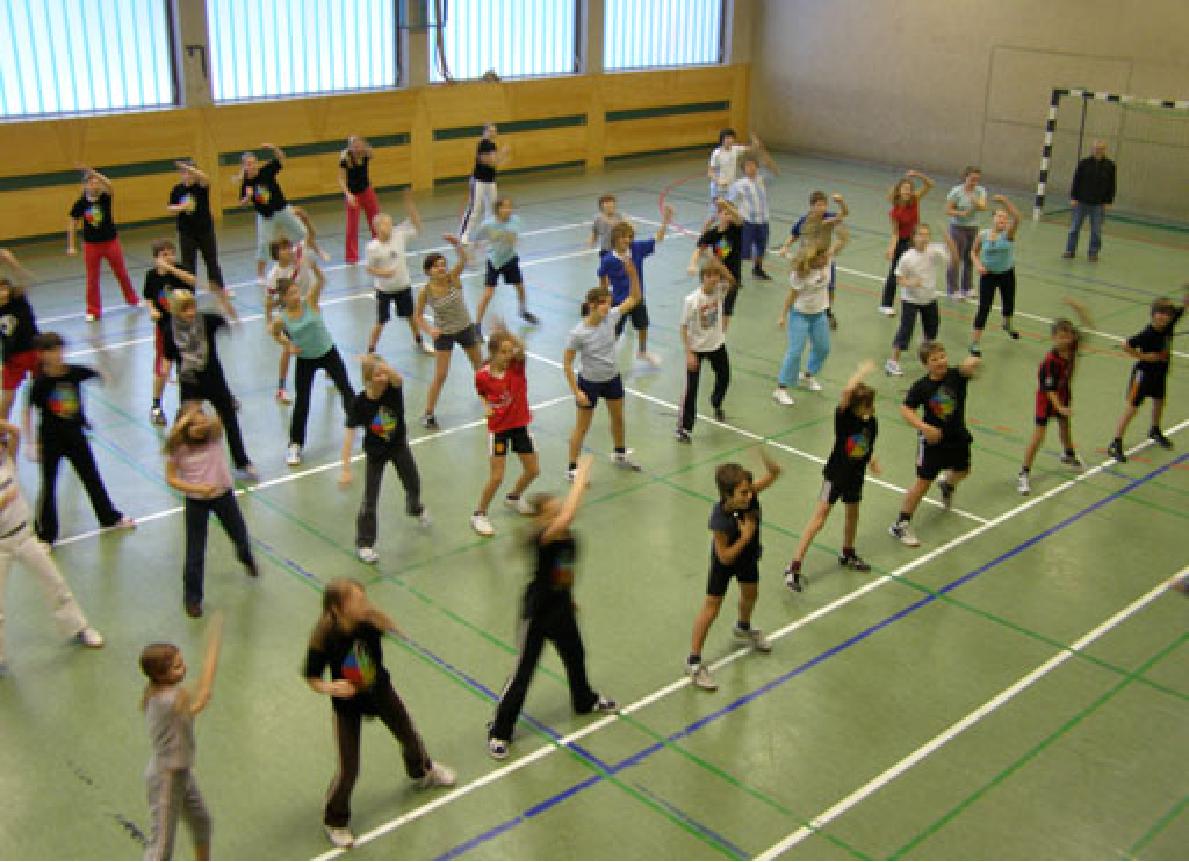 """""""Training Day"""" für HS"""