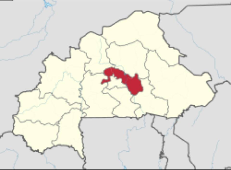 Region Plateau Central