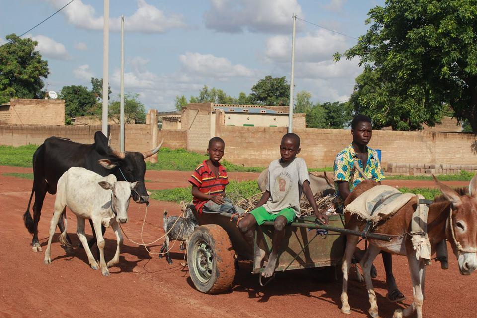 Alltag: Die Kinder helfen überall mit. Sei es auf den Feldern arbeiten, im Haushalt helfen oder Holz zu besorgen.