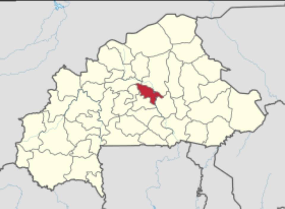 Provinz Oubritenga