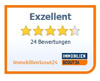 Die Bewertungen bei Immobilien Scout 24