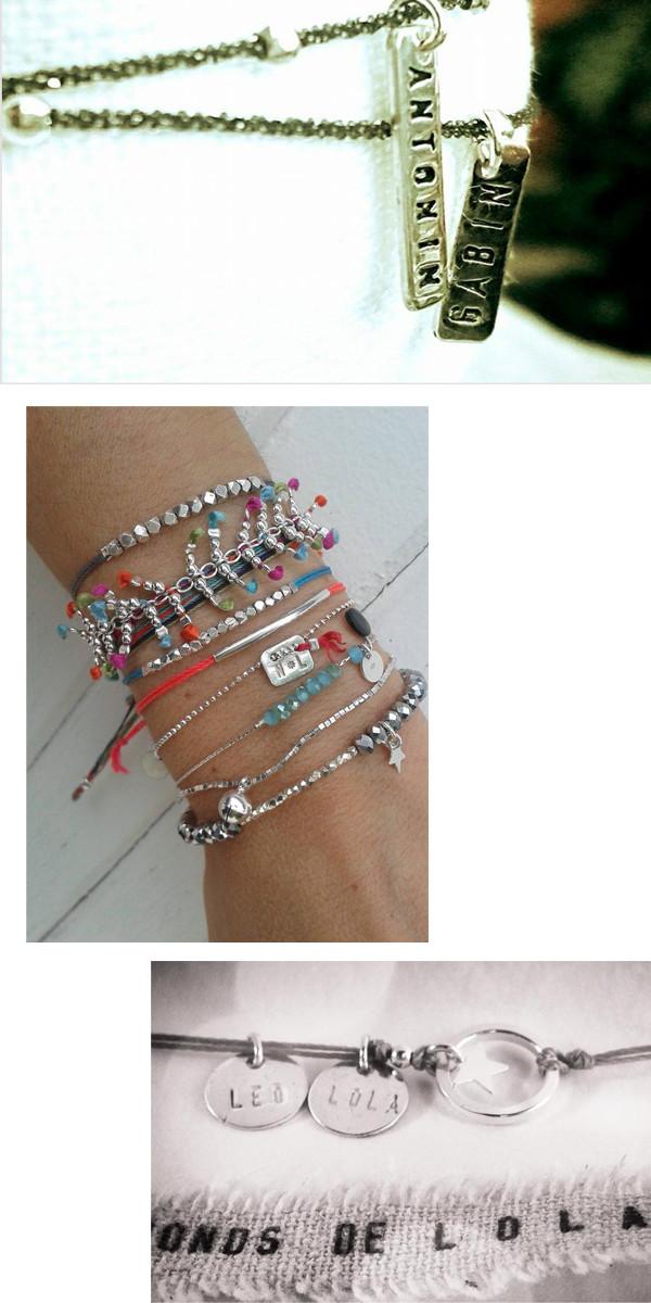 bijoux personnalisés,les ronds de lola,createur, bijoux fins,