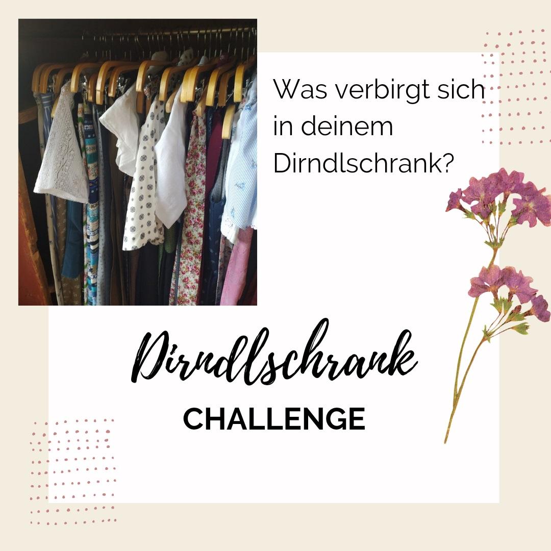 Dirndlschrank Challenge